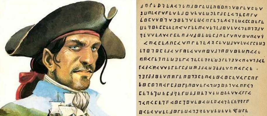 Olivier Levasseur Pirate Code