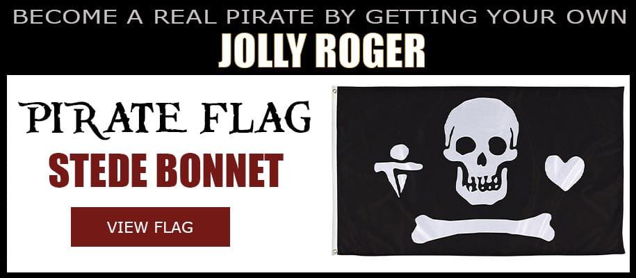 Stede Bonnet Flag