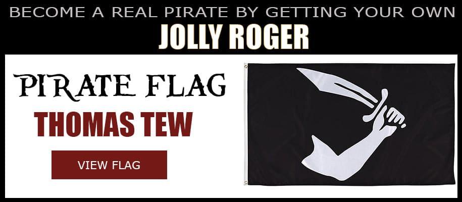 Thomas Tew Flag