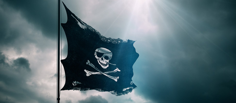 What is a Jolly Roger ?