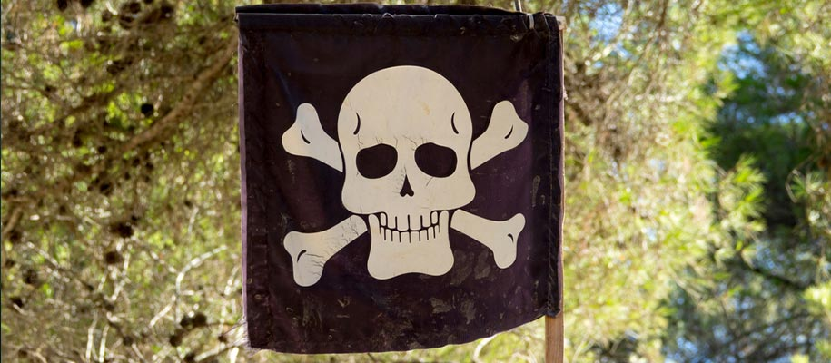Who created the Jolly Roger