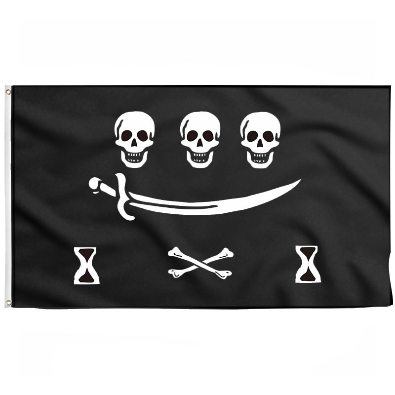 Antique Pirate Flag - Pirate Flag - Sons of Pirate