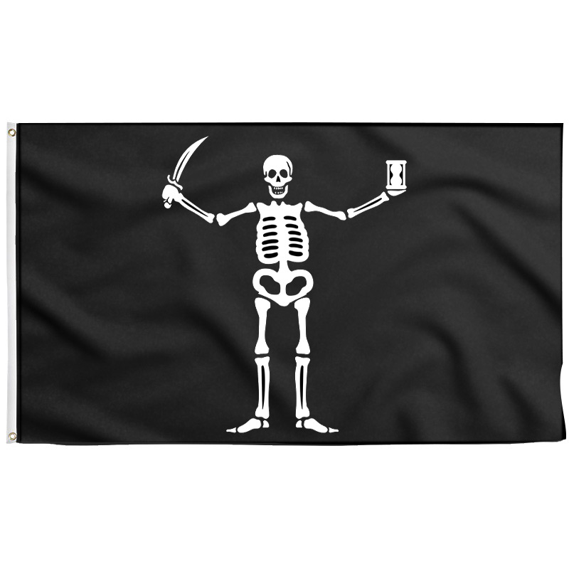 Flint Pirate Flag - Pirate Flag - Sons of Pirate