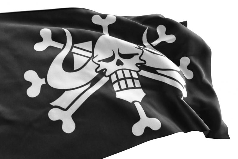 Jolly Roger One Piece Kaido - Pirate Flag - Sons of Pirate