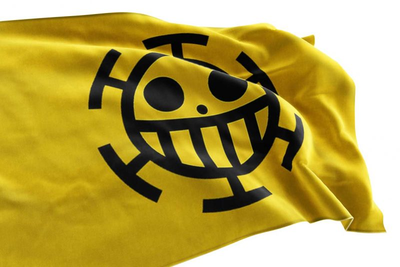 Law Jolly Roger - Pirate Flag - Sons of Pirate