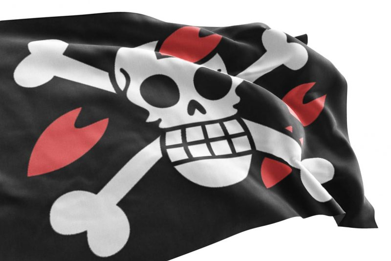 One Piece Chopper Jolly Roger - Pirate Flag - Sons of Pirate