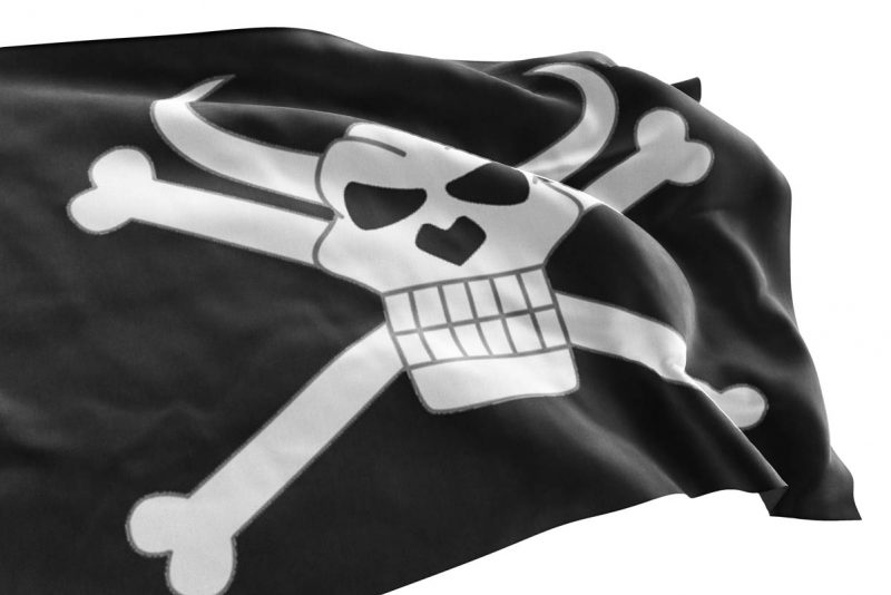 One Piece Rumbar Pirates Flag - Pirate Flag - Sons of Pirate