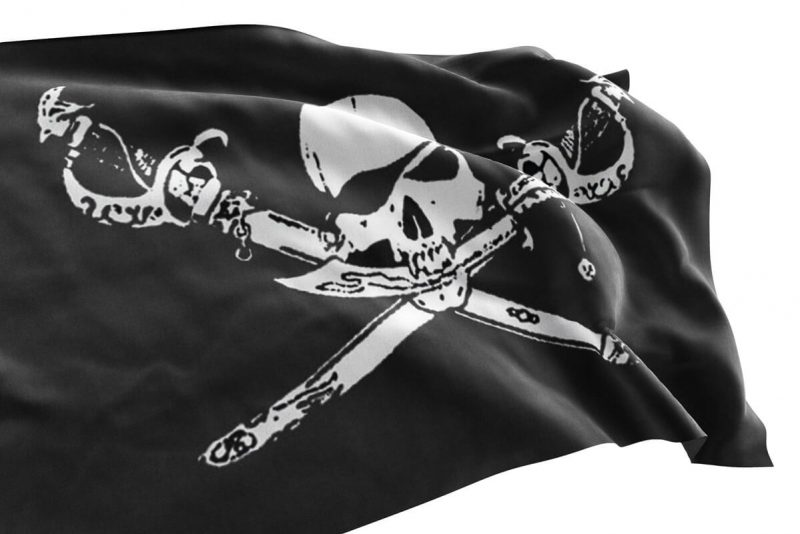 Pirate Flag Deadman - Pirate Flag - Sons of Pirate
