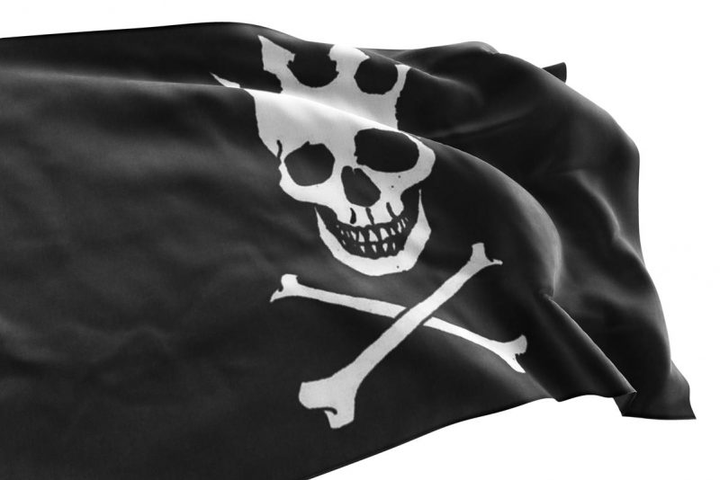 Pirate King Flag - Pirate Flag - Sons of Pirate