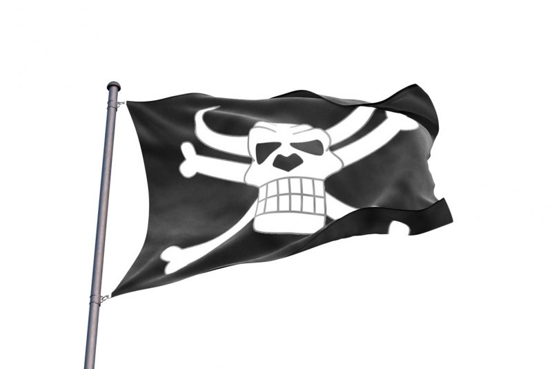 Rumbar Jolly Roger - Pirate Flag - Sons of Pirate