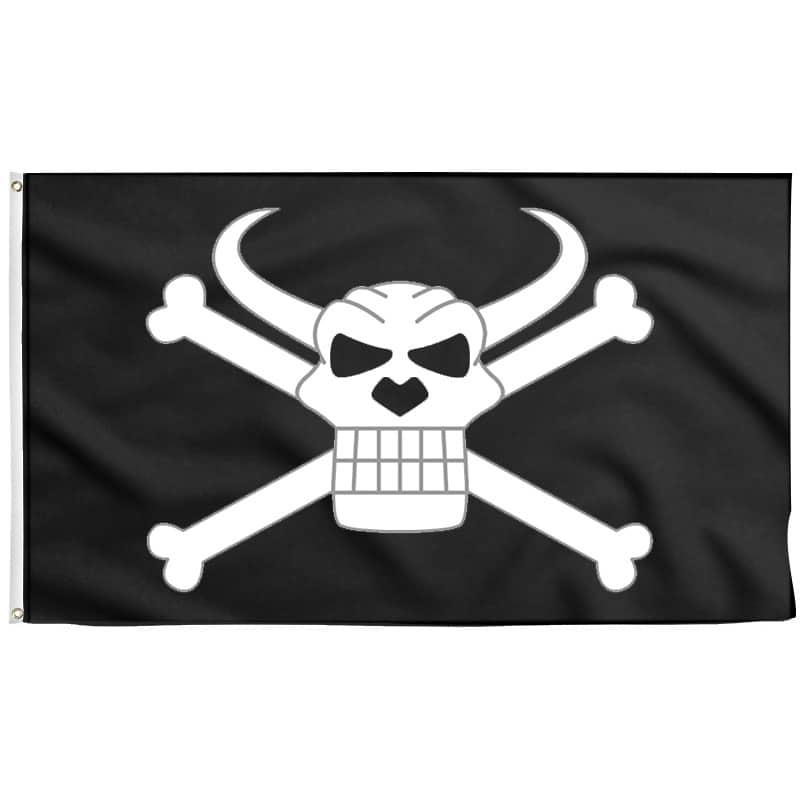 Rumbar Pirates Flag - Pirate Flag - Sons of Pirate