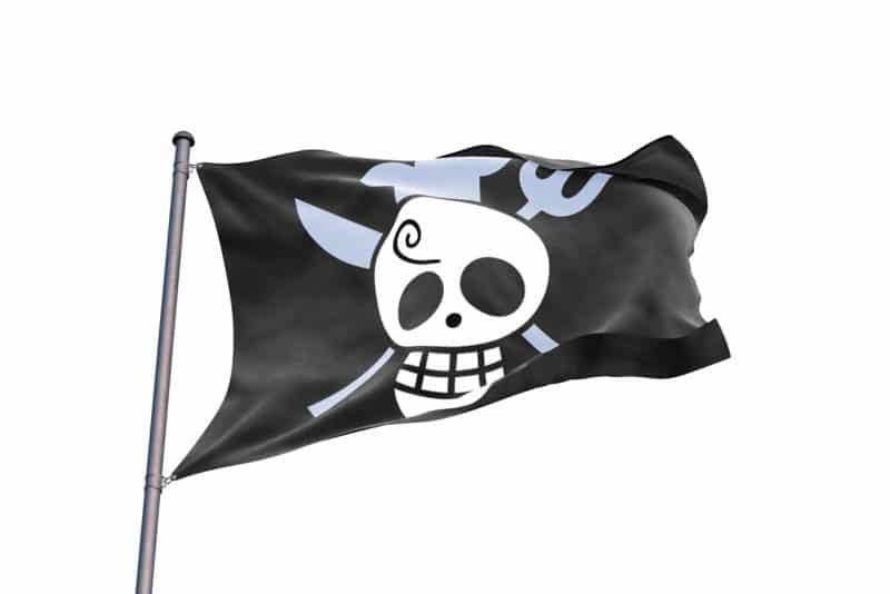 Sanji Pirate Flag - Pirate Flag - Sons of Pirate