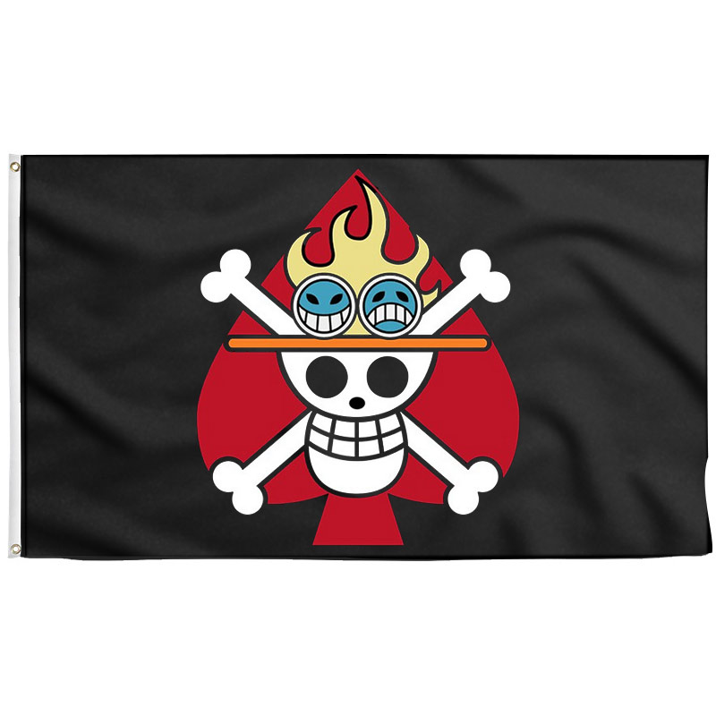 Spade Pirates Flag - Pirate Flag - Sons of Pirate