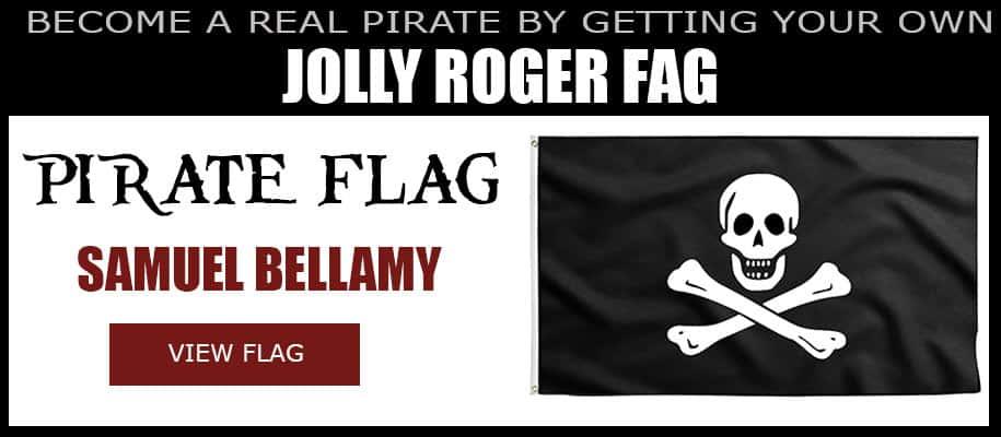 Black Sam Bellamy Flag