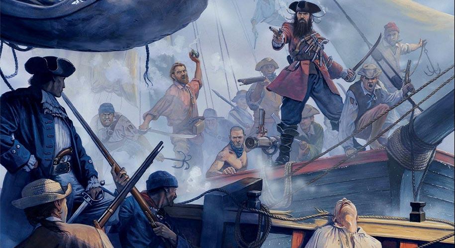 Blackbeard biography