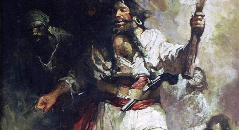 Blackbeard Golden Age of Piracy