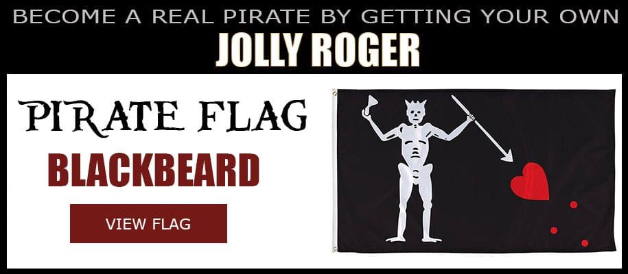 Blackbeard Jolly Roger