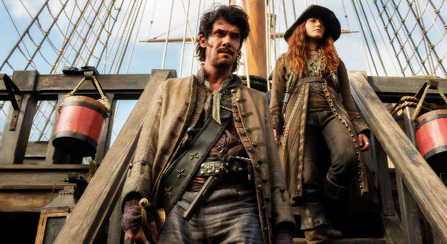 Calico Jack pirates