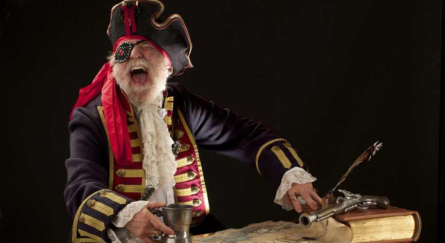 Did pirates have eye patches ?