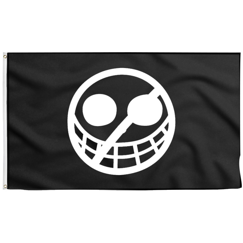 Doflamingo Jolly Roger - Pirate Flag - Sons of Pirate
