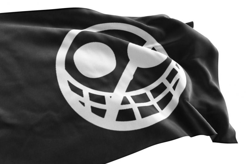 Doflamingo Flag - Pirate Flag - Sons of Pirate