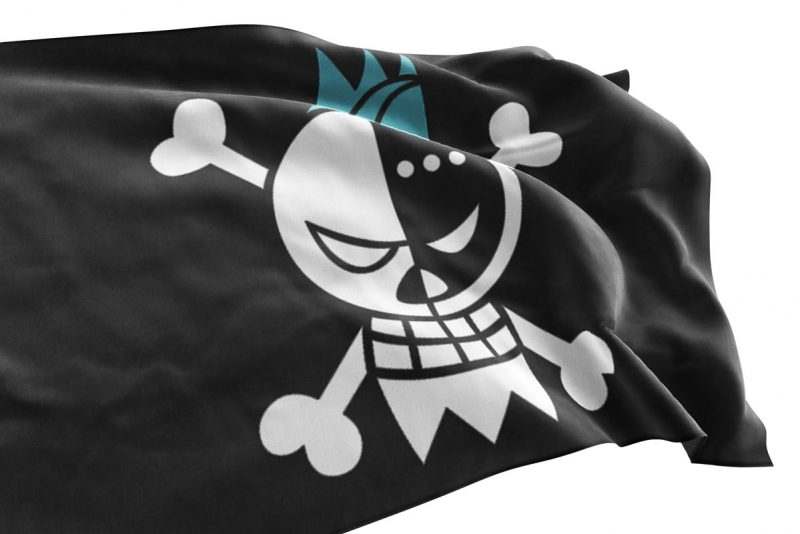 Franky Jolly Roger - Pirate Flag - Sons of Pirate