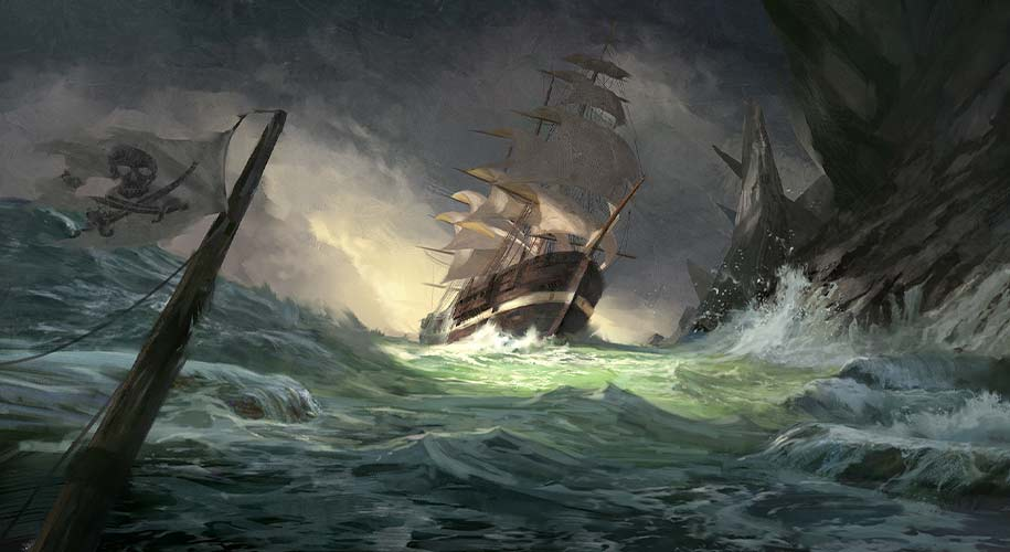 Galley ship captured by Samuel Bellamy