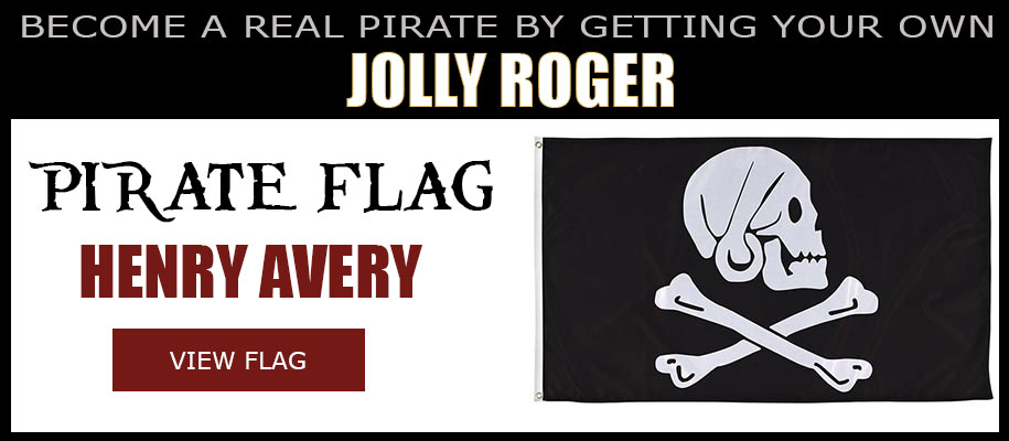 Henry Every Jolly Roger