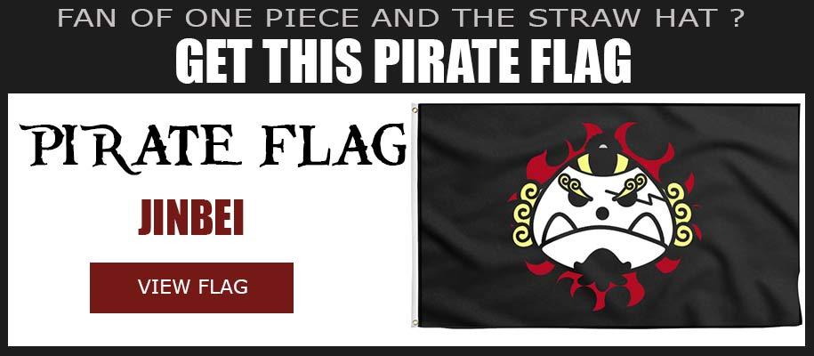 Jinbei Jolly Roger One Piece