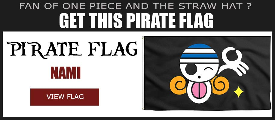 Nami Jolly Roger One Piece