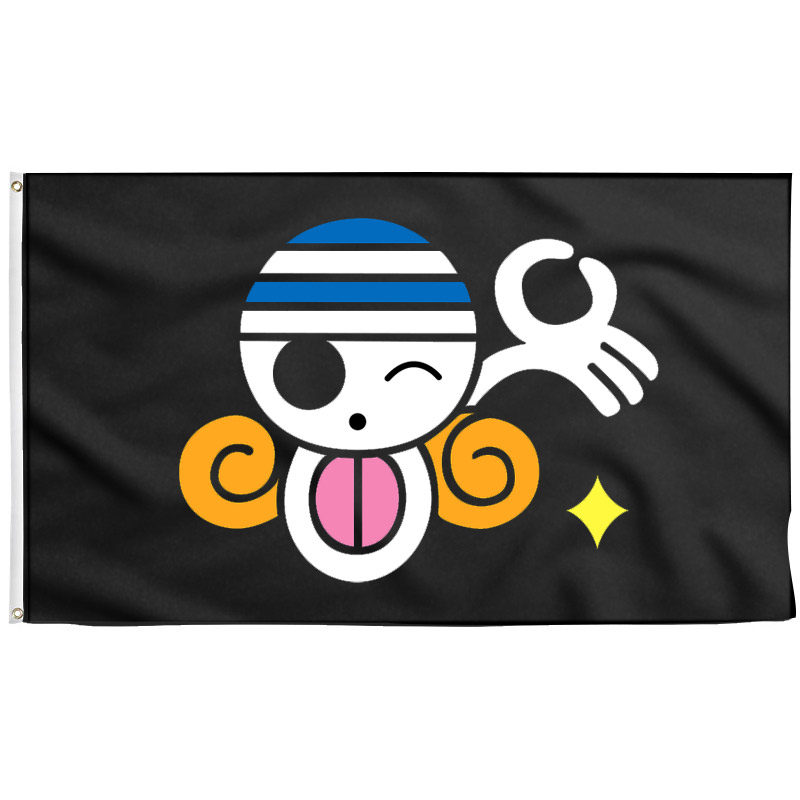 Nami Jolly Roger - Pirate Flag - Sons of Pirate