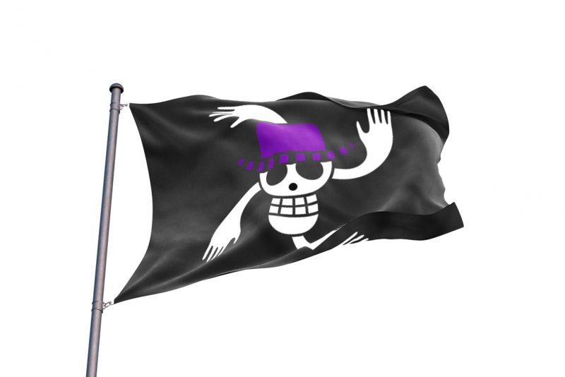 Nico Robin Flag - Pirate Flag - Sons of Pirate