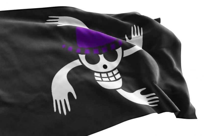 Nico Robin Flag Diamond - Pirate Flag - Sons of Pirate