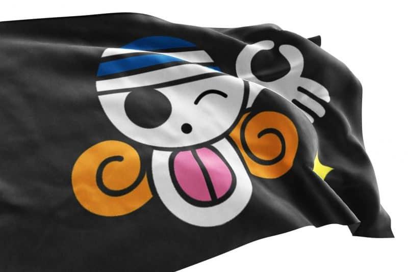 One Piece Nami Diamond Ship Jolly - Pirate Flag - Sons of Pirate