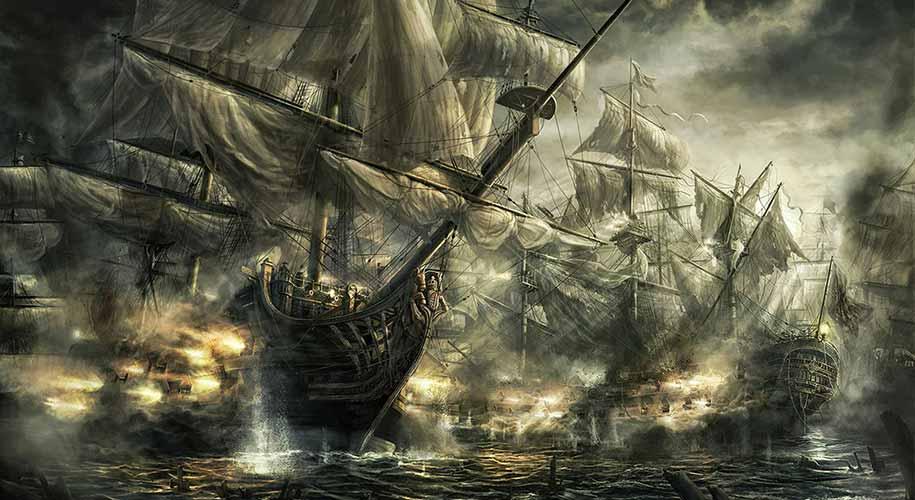 Pirate Ship Jack Rackham