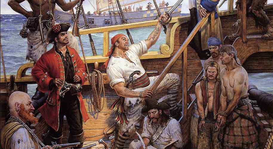 Sam Bellamy Pirate