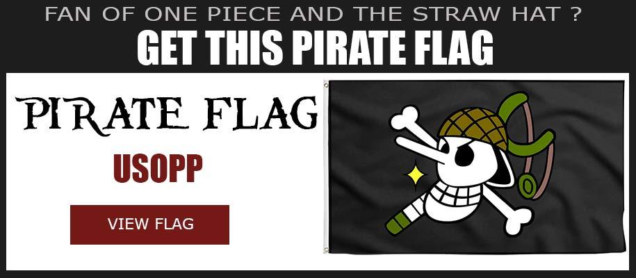 Usopp Jolly Roger One Piece